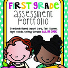 First Grade Assessment Portfolio