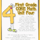 First Grade CORE Math Unit 4