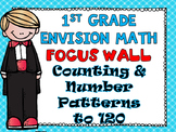 First Grade Envision Math  Topic 7 Counting & Number Patte