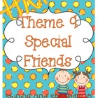 First Grade HM Theme 9 Special Friends Resource Pack