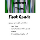 First Grade Math Activities Common Core