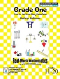 First Grade Math Centers and Worksheets (Weeks 11 - 20)