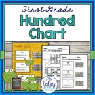 First Grade Math Place Value {Frog Math} Hundred Chart