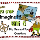 First Grade Open Court Imagine It! Posters for Unit 6