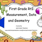 First Grade RtI : Measurement, Data, and Geometry