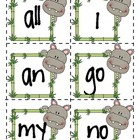 First Grade Sight Words Flashcards!