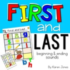 First & Last: A Beginning and Ending Sound Center
