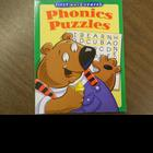 First Word Search Phonics Puzzles
