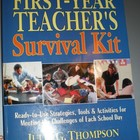 First-Year Teacher's Survival Kit