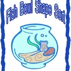 Fish Bowl Shape Sort Math Game