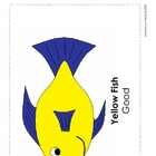 Fish Themed Behavior Clip Chart AND Take Home Chart