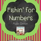 Fishin' for Numbers-Math Center
