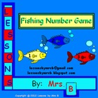 Fishing Number Game