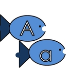 Fishy Alphabet Puzzle Match