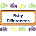 Fishy Differences (2 Digit Subtraction With & Without Regrouping)