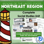 Regions of the United States: Northeast, Complete Unit (5
