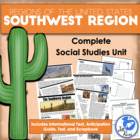 Regions of the United States: Southwest, Complete Unit (5