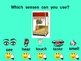 Five Senses PowerPoint for Kindergarten