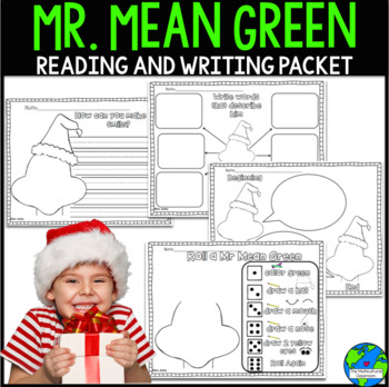 Grinch Reading and Writing Packet