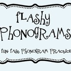 Flashy Phonograms PowerPoint