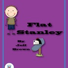 Flat Stanley Teaching Novel Unit CD ~ Common Core Standard