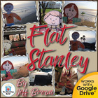 Flat Stanley Teaching Novel Unit ~ Common Core Standards Aligned