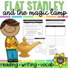 Flat Stanley and the Magic Lamp Reading Response Activitie