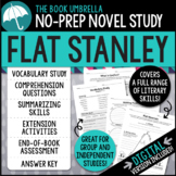 Flat Stanley by Jeff Brown Novel Study