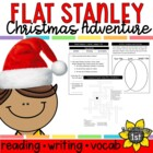 Flat Stanley's Christmas Adventure Reading Response Activi