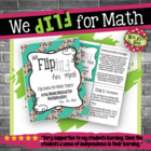 Flip for Math: Area Model Method for Multiplication Plus J