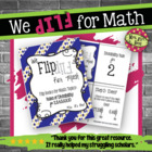 Flip for Math:  Step-By Step, Rules of Divisibility