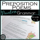 Preposition Phrase Poems and Flipping the Classroom