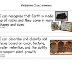 "Florida Second Grade Science & Social Studies ""I can"" Statements"