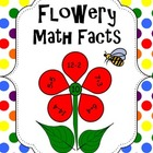 Flower Friends Math Facts
