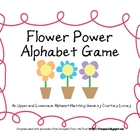 Flower Power Alphabet Game