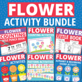 Flower Power Bundle:  Activities for Preschool and Early C