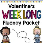 Fluency, Comprehension, and Vocabulary - Valentine