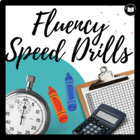 Fluency Speed Drill Packet {Word Lists & More!}