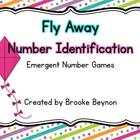Fly Away Number Identification - Emergent Number Games