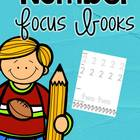 Focus Book - Numbers 0-20
