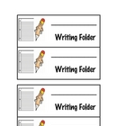 Folder Labels by Christen Gildard