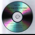 Folk Songs of the USA CD