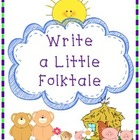 Folktale Writing-Free Printable