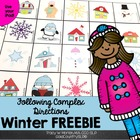 Following Complex Directions - Winter themed