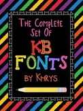 Fonts Fonts Fonts! 155 Personal and Commercial Use Fonts: