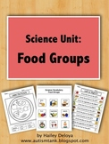 Food Groups: Science Unit for Kids with Autism