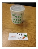 Food Words Puzzle