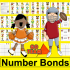 Football Super Sunday Triangle Fact Families - 102 Fact Fa