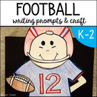 Football Writing Prompts & Craft! (Are You Ready for Some