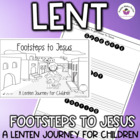 Lent:  Footsteps to Jesus, A Lenten Journey for Children
